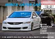 Honda japon car con los mejores repuestos honda