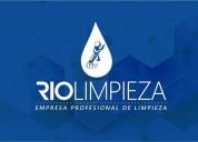 RÍo limpieza riobamba