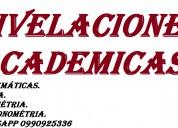 Matemáticas + física + geometría + trigonometría