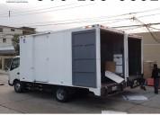 Fletes y mudanzas alquiler de camion grande