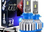 Faros turbo let con tecnología philips