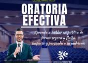 """Curso prÁctico """"oratoria efectiva"""""""