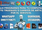 Programas antivirus guayaquil