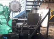 Venta de generador cummins 438 kva