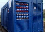 Venta & alquiler de generador john deere de 520kva