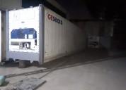 Venta & alquiler contenedor refrigerado de 40 pies