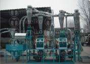 Maquina molino de martillos mkfx-50