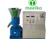 Maquina electrica para elaborar pellets mkfd260c