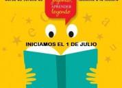 Cursos vacacionales de fomento a la lectura 2019