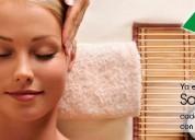 Limpieza facial mas masaje deportivo