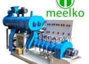 Maquina extrusora electrica mod. mkew135b