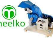 Combo de maquinarias para elaborar pellets mod. mk