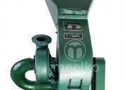 Maquina para moler granos de martillos