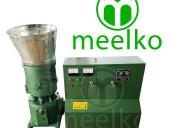 Fabricadora mkfd360c de pelletts