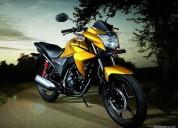Honda cb 110 twister nueva de paquete financiamos