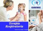Terapia respiratoria a domicilio - 0987008333