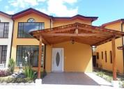 Casa en venta o  anticresis - sector terracota