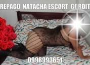 Gordabella natacha colombiana prepago  0998993651