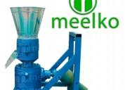 Fabricadoras de pellets adiesel mkfd120a