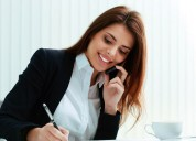 Contestar telefonosy publicidad