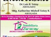 Grupo legal e inmobiliaria