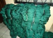 Rollo de malla nylon para canchas deportivas
