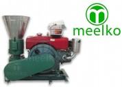 Peletizadora mkfd150a diesel