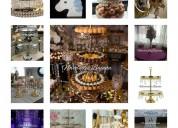 Accesorios decorativos para eventos