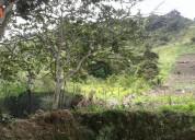 Se vende terreno en intag - apuela