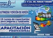 Curso de edición de videos y multimedia-sangolquí