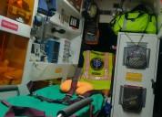Ambulancia meditrauma ecuador