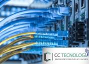 Cableado estructurado cc tecnología ecuador
