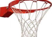 Mallas red de basquet importadores directos
