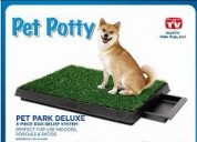 Adquiere ya tu pet potty por mayor y menor !!