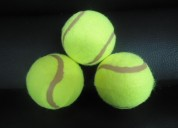 Adquiere al por mayor y menor pelotas de tennis
