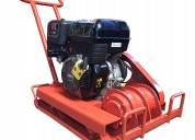 Compactador de plancha prodecon motor 13 hp