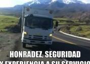 Camiones de alquiler para fletes y mudanzas en gen