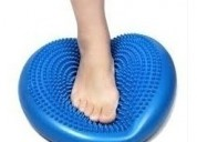 Fitness disco plataforma mini bosu de balance