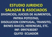 Estudio juridico asesoria legal