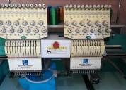 Remate de maquinaria textil industrial