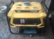 Generador de energÍa a gasolina