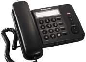 Teléfono panasonic kxts520 medio uso cc tecnología