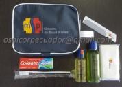 Kits de aseo hospitalario / ospicorp