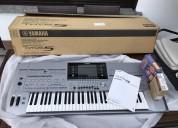 Yamaha tyros 5 76-key arranger workstation keyboar
