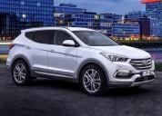 Hyundai sante fe 2016 $20000 por emergencia