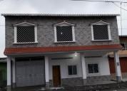 Vendo casa obra nueva
