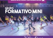 Cursos vacacionales de patinaje artístico y danza