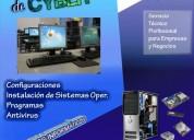 Servicio técnico de computadoras en rumiloma