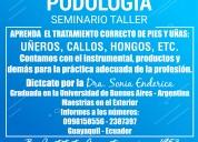 Seminari taller de podologia