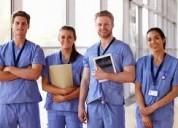 Auxiliar de enfermeria en latacunga y salcedo
